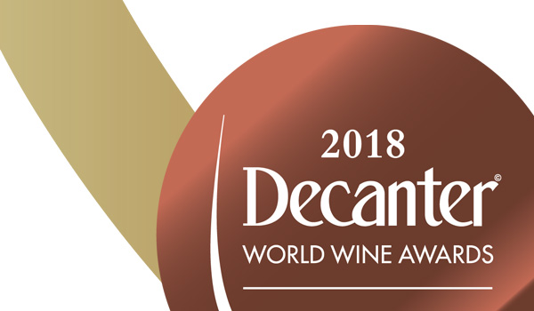 2018 Decanter WWA