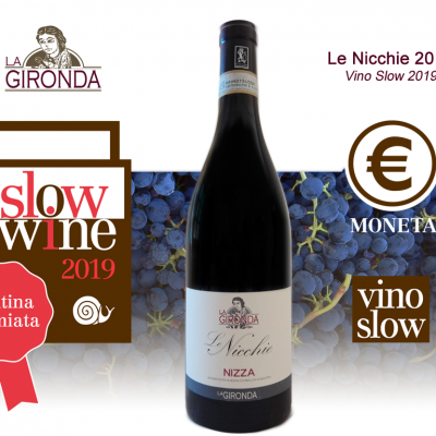 La Gironda is awarded on the Slow Wine 2019 guide