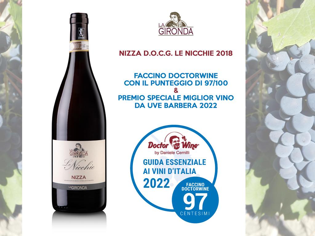 Doctor Wine 2022 - Le Nicchie