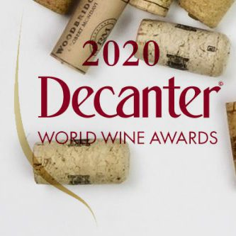 Our wines have obtained 4 medals at the Decanter World Wine Award 2020